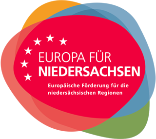 Logo EU fördert Niedersachsen