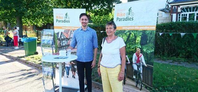Genuss-Bike-Paradies auf dem Harzfest
